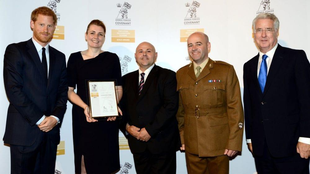Gold Award Ceremony
