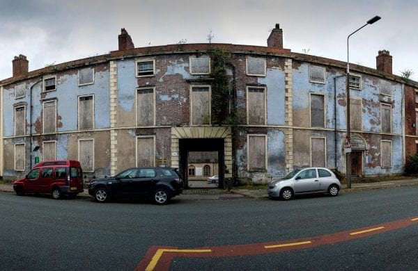 Everton Road Barracks